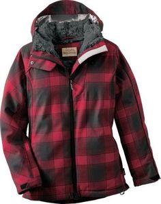 Cabela's Women's Ellesmere PrimaLoft® Coat #ColdWeatherGear