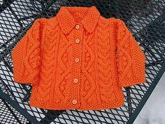 Ravelry: Aran Baby Set - cardigan pattern by McCall Pattern Company