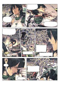 Zaya 3, cómic con guión de Jean-David Morvan y dibujo de  Huang Jia Wei. Publicado por Diábolo Ediciones