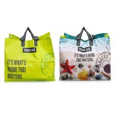 Korean Costco, EMART TRADERS DEAL, New Reusable Grocery Shopping Bag(JANGBAGUNI) #EmartTraders