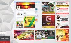 Juan Garcia | Gerenciamento e criação de conteúdo, atualização e análise das redes sociais