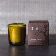 Buy the Black Mission Fig Candle by Tatine and more online today at The Conran Shop, the home of classic and contemporary design Black Mission Fig, Fire Candle, Candle Jars, Soy Wax Candles, Scented Candles, Forest Garden, Kartell, Luminaire Design, Candles