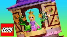 Watch Pascal the chameleon hide from Rapunzel and Flynn Rider chase her pet who has her tiara. This LEGO Disney Princess tower comes with loads of accessorie. Rainbow Toys, Princess Tower, Lego Duplo Sets, Enchanted Castle, Rapunzel And Flynn, Disney Princess Rapunzel, Lego Toys, Flynn Rider, Stop Motion