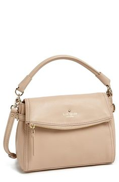 ++ cobble hill mini minka leather satchel