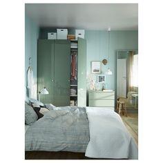 "HOVET Mirror, aluminum, 30 3/4x77 1/8"" - IKEA"