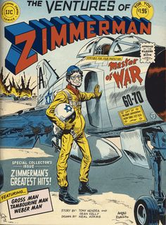 1-the-ventures-of-zimmerman-cover