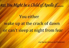 Used to be because I was scared at night but now I just cant sleep sometimes
