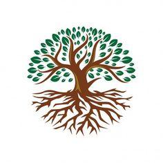 68 trendy tree of life template business Tree Of Life Logo, Tree Of Life Art, Tree Art, Logo Design Tutorial, Logo Arbol, Kreis Logo, Kreis Tattoo, Pencil Christmas Tree, Tree Wallpaper Iphone