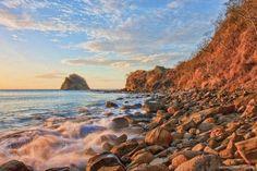Playa Rajada, Bahía salinas, Costa Rica
