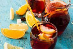 aguas detox canela menta limón para cobtrolar las ansias de comer