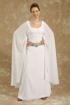Forum and Costume ControlsPrincess Leia Ceremonial Gown
