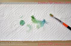 """МК лепка """"Эвкалипт"""" -Eucalyptus tutorial - Мастер-классы по украшению тортов Cake Decorating Tutorials (How To's) Tortas Paso a Paso"""