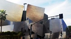 Walt Disney Concert Hall, Los Angeles CA by Frank Gehry