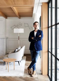Belle Coco Republic Interior Designer of the Year: Jeremy Bull, Alexander & Co.