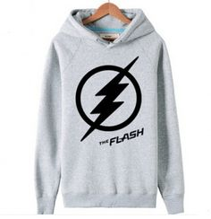 The Flash red sweatshirt for mens personalized sweatshirts