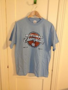 NC Tar Heels 2009 NCAA Men's Division I Basketball National Champions T-shirt #Delta #GraphicTee