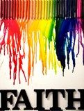 Artsonia Art Exhibit :: 8thgrade melted crayon art