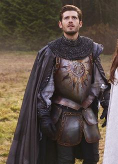 Prince Phillip - Julian Morris in Once Upon a Time Season 3 (TV series).
