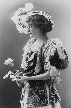 Cora Urquhart Brown-Potter (May 15, 1857 – February 12, 1936), [also Mrs. Brown-Potter] was one of the first American society women to become a stage actress.