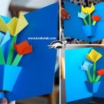 POP-UP+Flower+Card