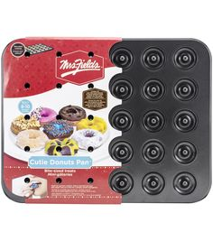 Love Cooking Company Mrs. Fields Mini Donut Pan
