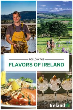 Fancy exploring the island of Ireland's thriving food scene? 🦪 🥘 International Food Day, Places To Travel, Places To Go, Cheap Flights And Hotels, Ireland Holiday, Where Do I Go, Flight And Hotel, Travel Tours, Travel Guides