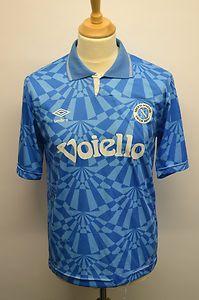 Napoli 92-93 Season home shirt