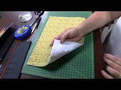 20/04/2015 – Carteira em patchwork com aplicação da técnica dresden – Maria Elisa Fumache | RS21