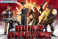 Blitz Brigade Çevrimiçi FPS [Hile] v2.0.1b (MOD APK)  ArcadeVeAksiyon Gameloft Hile Oyunlar