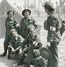 canadian nurse WWII - Google Search