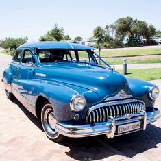 They say a classic car a day keeps the Corona blues away 💙 . Well they don't, but we do 😎 . This is the brilliant blue 1948 Buick Super 8 available (after lockdown!) for bookings in the Cape area: www.classic-rides.co.za/1948-buick-super-8/id14/ . . #car #vintage #capetown #stellenbosch #luxury #franschoek #paarl #southafrica #style #classic #classiccars #bentley #rollsroyce #jaguar #wedding #weddingcar #matricdance #matricball #mustang #musclecar #followforfollowback #follow4followback… Wedding Car, Rolls Royce, Buick, Jaguar, Muscle Cars, Mustang, Cape, Classic Cars, Blues