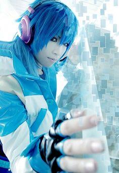 Aoba Seragaki | DRAMAtical Murder #cosplay #anime