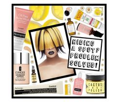 """""""Skin rescue"""" by beanpod ❤ liked on Polyvore featuring beauty, Aesop, Burt's Bees, Clinique, Perricone MD, Marc Jacobs, Forever 21, Isla Apothecary and Dr. Macrene Skin Results"""