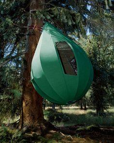 Balloon hammock