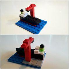 Jeppe's lego creations