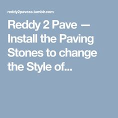If you want to make your outdoor areas solid and stylish then you can consider building paver walkways and patios. Paving is unquestionably one of the best ways to change the style of an outdoor. Paver Walkway, Paving Stones, Outdoor Areas, Outdoors, Change, Style, Swag, Outdoor Rooms, Off Grid