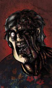 Troquel Zombie.