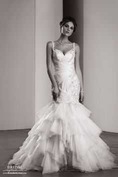 View our Ysa Makino Bridal Gowns and Wedding Dresses featuring luxurious fabric and lace with exquisite hand embroidery - available at our NY Bridal Salons. Bridal Reflections, Man And Wife, Bridal Dress Design, Bridal Salon, Special Dresses, Bride Look, Wedding Day, Wedding Gowns, Dress Collection
