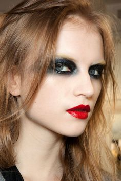 Pat McGrath Greatest Runway Hits - Makeup Artist Pat McGrath Best Looks - Elle