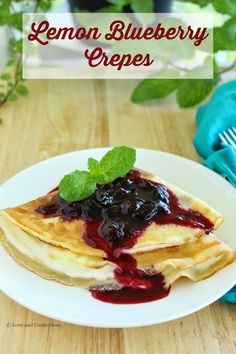 ... about Crêpes on Pinterest | Crepes, Crepe cake and Crepe recipes