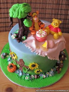 winnie the pooh cakes - Saferbrowser Yahoo Image Search Results