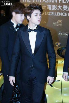 150325 INFINITE @ Asian Film Awards ❤