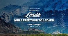 Win free trip ladakh 7 days 6 nights just participate