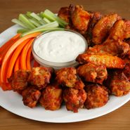 Welcome to Buffalo Wings, your online web portal for delicious chicken wings recipes. Here at our website you can find some of the most delicious buffalo wings recipes on the planet. Chicken Wings Spicy, Chicken Wing Recipes, Spicy Wings, Tso Chicken, Crispy Chicken, Empanadas, Baked Buffalo Wings, Buffalo Chicken, Kitchens