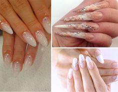 Consigli nail art sposa: come scegliere la forma dell'unghia adatta