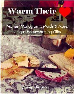 Unique Housewarming Gifts - Pinned from a free digital magazine creation platform Unique Housewarming Gifts, Digital Magazine, House Warming, Monogram, Platform, Ethnic Recipes, Free, Monograms
