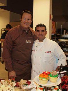 The #CakeBoss himself, Buddy Valastro!