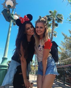 Disney fun with my bff ///xozolo
