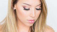 Pink Holiday Eye Makeup Tutorial!