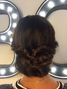 Recogidos Bó. #BÓrecogidas #Bopeluqueria #bospots #hair #hairstyle #peinados #moda #tendencias #peluqeria #Barcelona #event #peinados